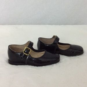 Stride Rite Shoes Black Patent Size 6